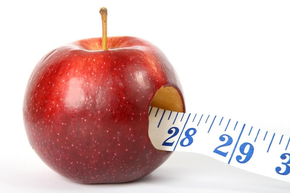 Ubývání centimetrů