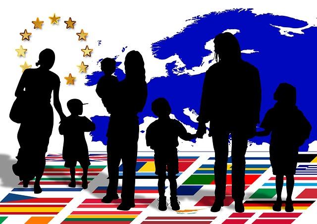 rodina ve světě