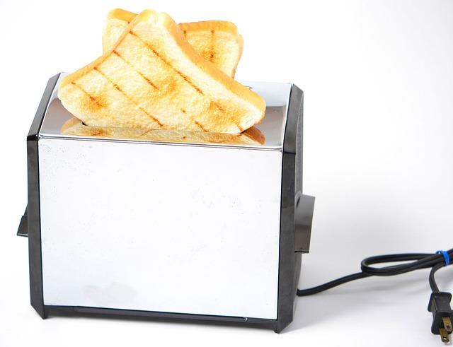 hotový toast