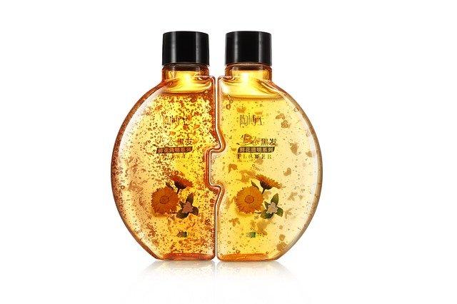 bylinkový šampon