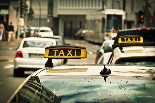 vozy taxi
