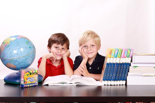 chlapci a zeměpis